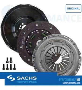 Clutch Kit with Flywheel...