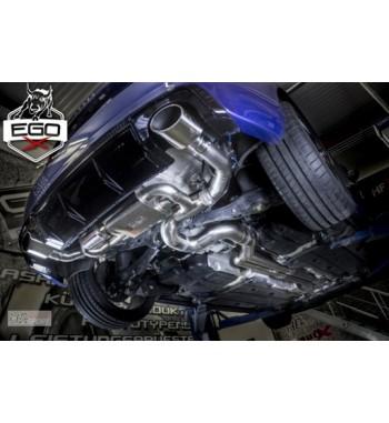 "EGO-X 3.5""catback exhaust..."