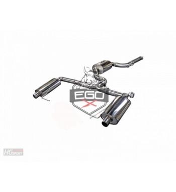 EGO-X Abgasanlage ab Kat...