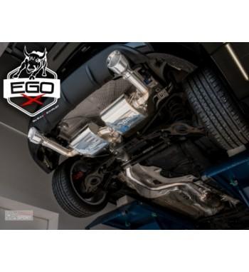 EGO-X Abgasanlage für Ford...